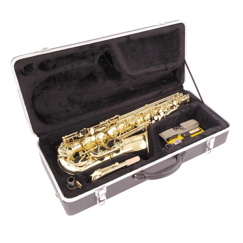 Odyssey OAS 130 Alto Saxophone Outfit