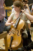 very good cellist