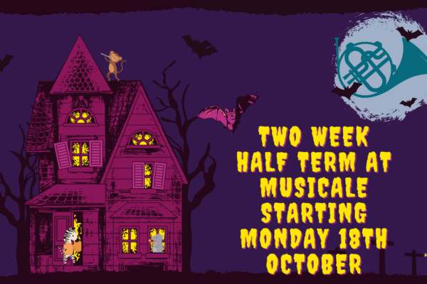 Musicale Haunted House